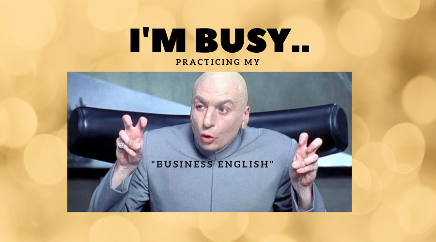Practice Makes Your English Perfect